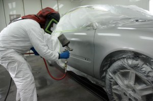 Car body repairs in North Shields