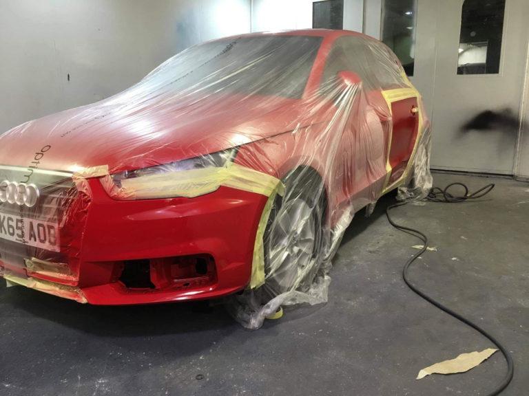 Bodywork repairs newcastle